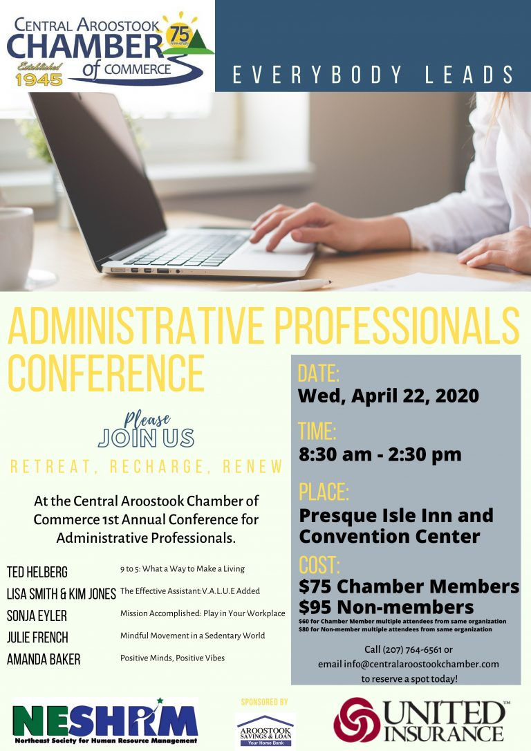 Administrative Professionals Conference